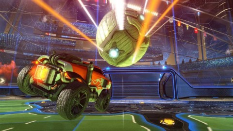 Rocket League se actualiza para PlayStation 4 Pro