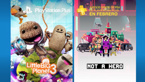 PS4: Juegos Febrero Playstation Plus