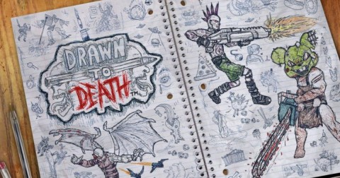 Drawn To Death estará disponible el mes que viene para usuarios de PlayStation Plus