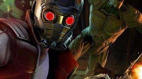 Primer tráiler de Guardians of the Galaxy de Telltale