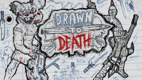 Drawn To Death confirmado para el PlayStation Plus de abril