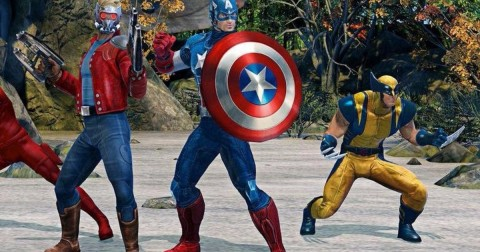 La beta cerrada de Marvel Heroes Omega estar disponible este viernes