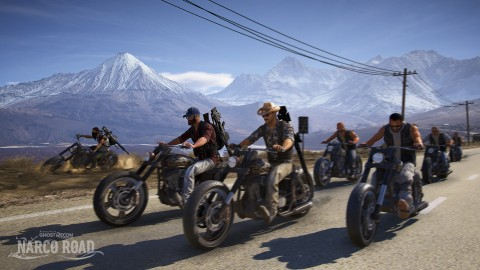 Narco Road, el primer DLC de Ghost Recon: Wildlands