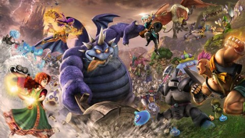 Demo gratuita de Dragon Quest Heroes II