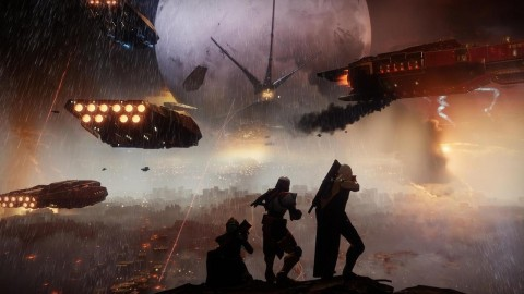 Otro gameplay de Destiny 2
