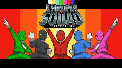 Chroma Squad llega a PS4 y Xbox One