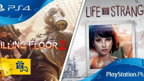 PlayStation Plus – Life is Strange y Killing Floor 2 filtrados para PS4 en junio