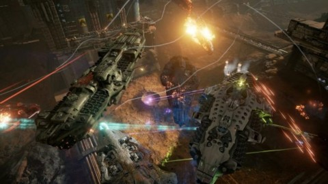 Diecinueve minutos de gameplay de Dreadnought