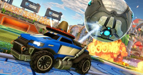 Rocket League funcionará a 720p 60fps en Switch
