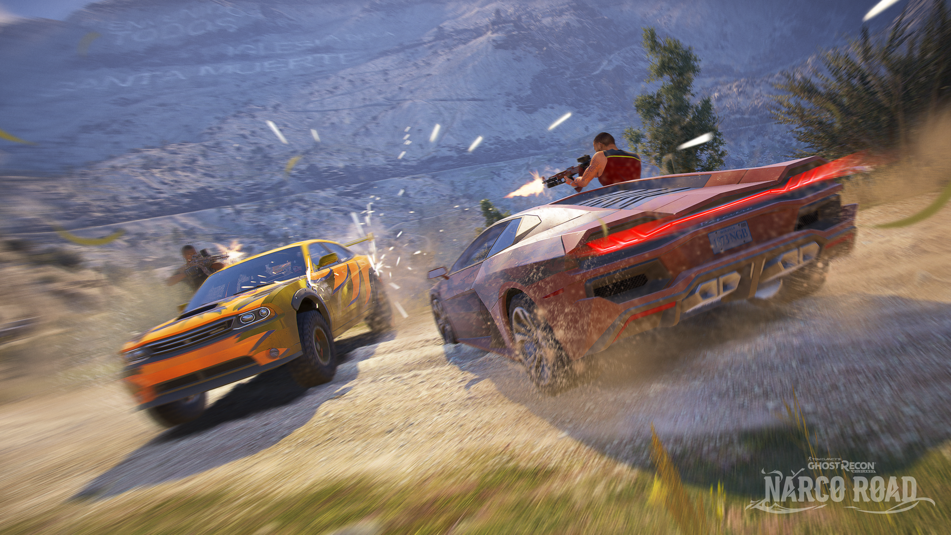 Nitro-boosted muscle cars coming this month.