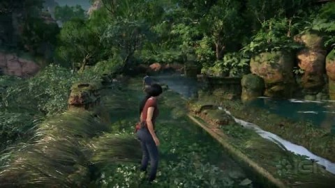 The Lost Legacy PlayStation 4  GAMEPLAY E3 Extendido